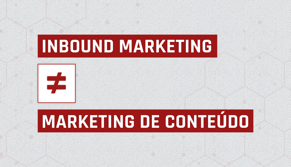 What is the difference between Inbound Marketing and Content Marketing?