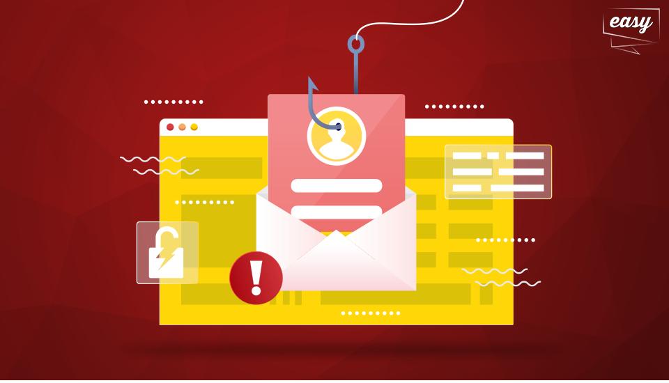 Ataques cibernéticos via phishing aumentaram 100% em 2020