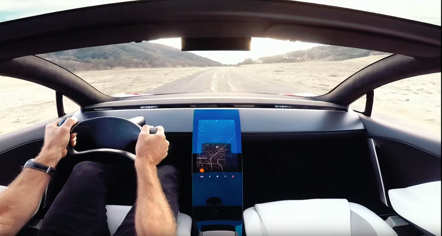 Tesla Autopilot Full Self-Driving in Autonomy Day