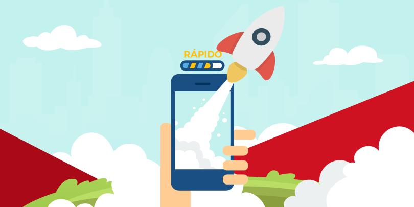 AMP aumenta a velocidade do seu site