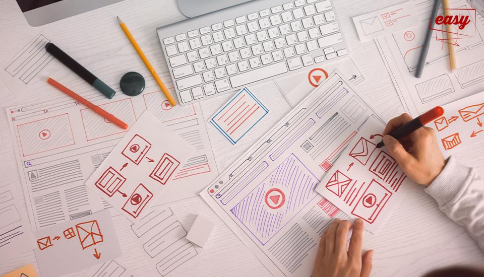 Entenda a diferença entre um desenvolvedor web e um web designer