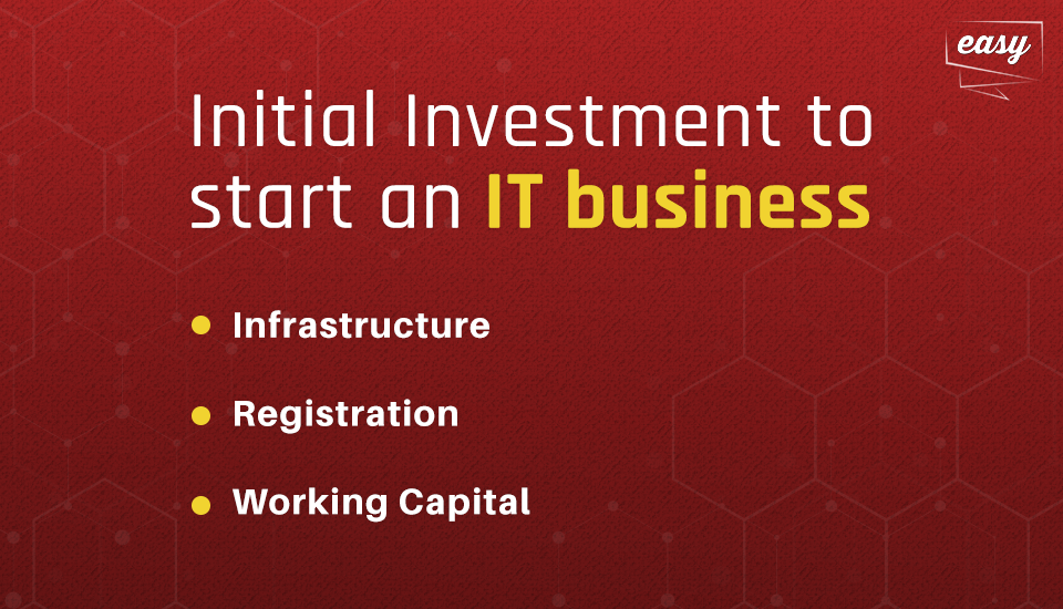 Do you want to start your own IT business? Check how much do you need for initial investment