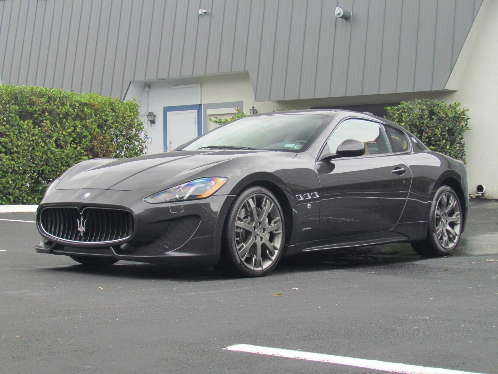 2014 Maserati Gran Turismo Sport