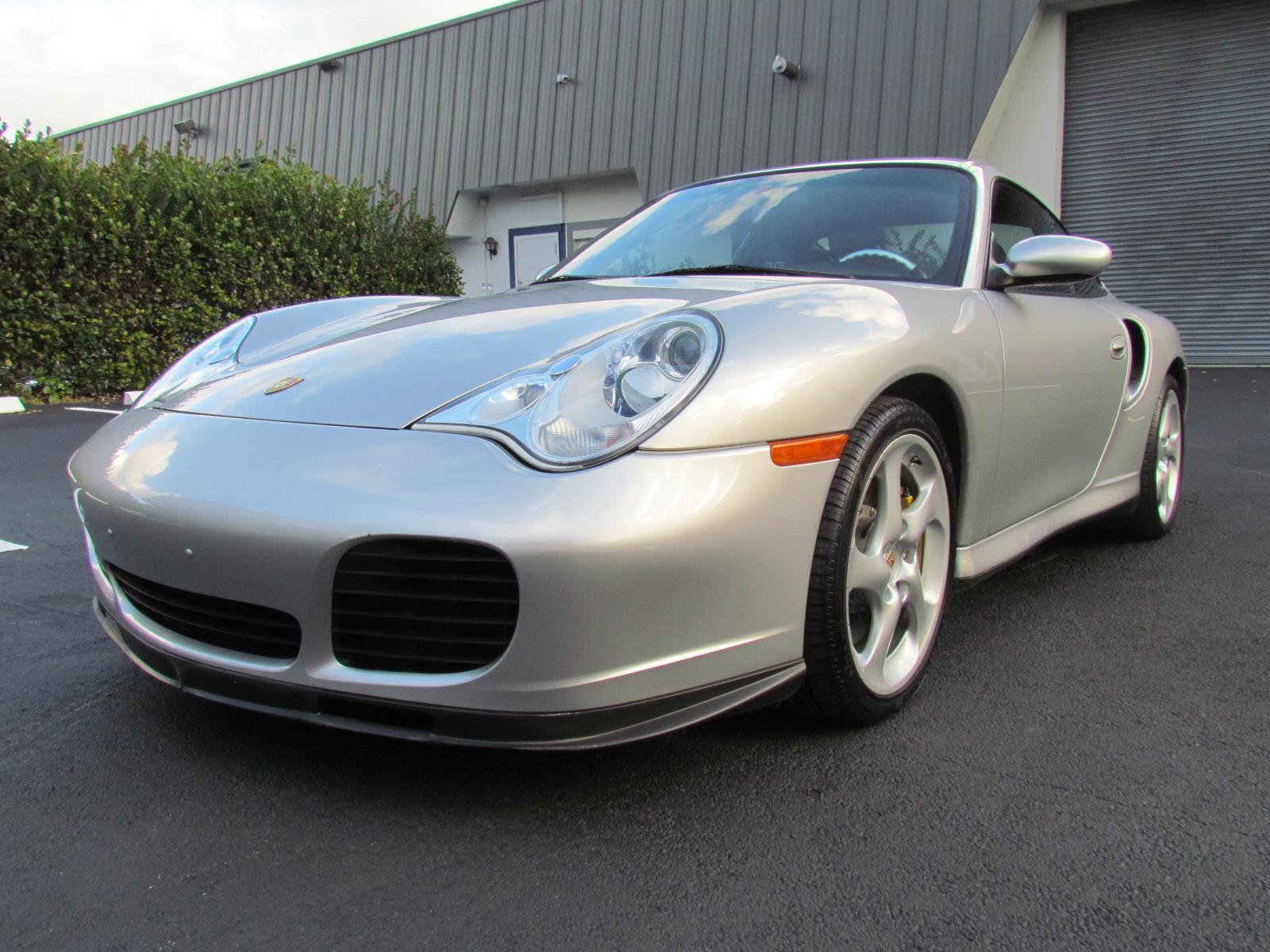 2005 Porsche Turbo S Coupe