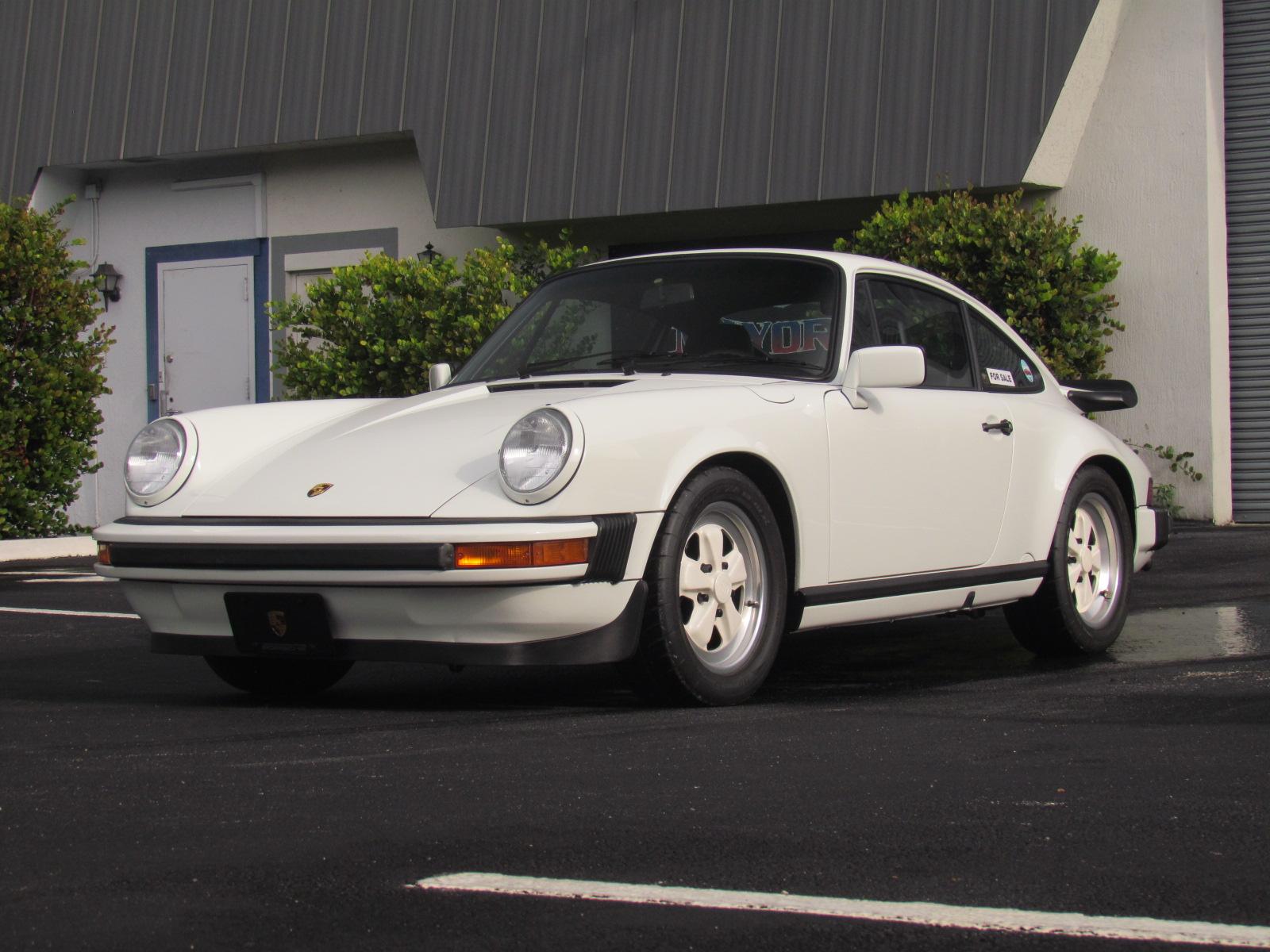 "1988 Porsche Carrera ""Club Sport"""