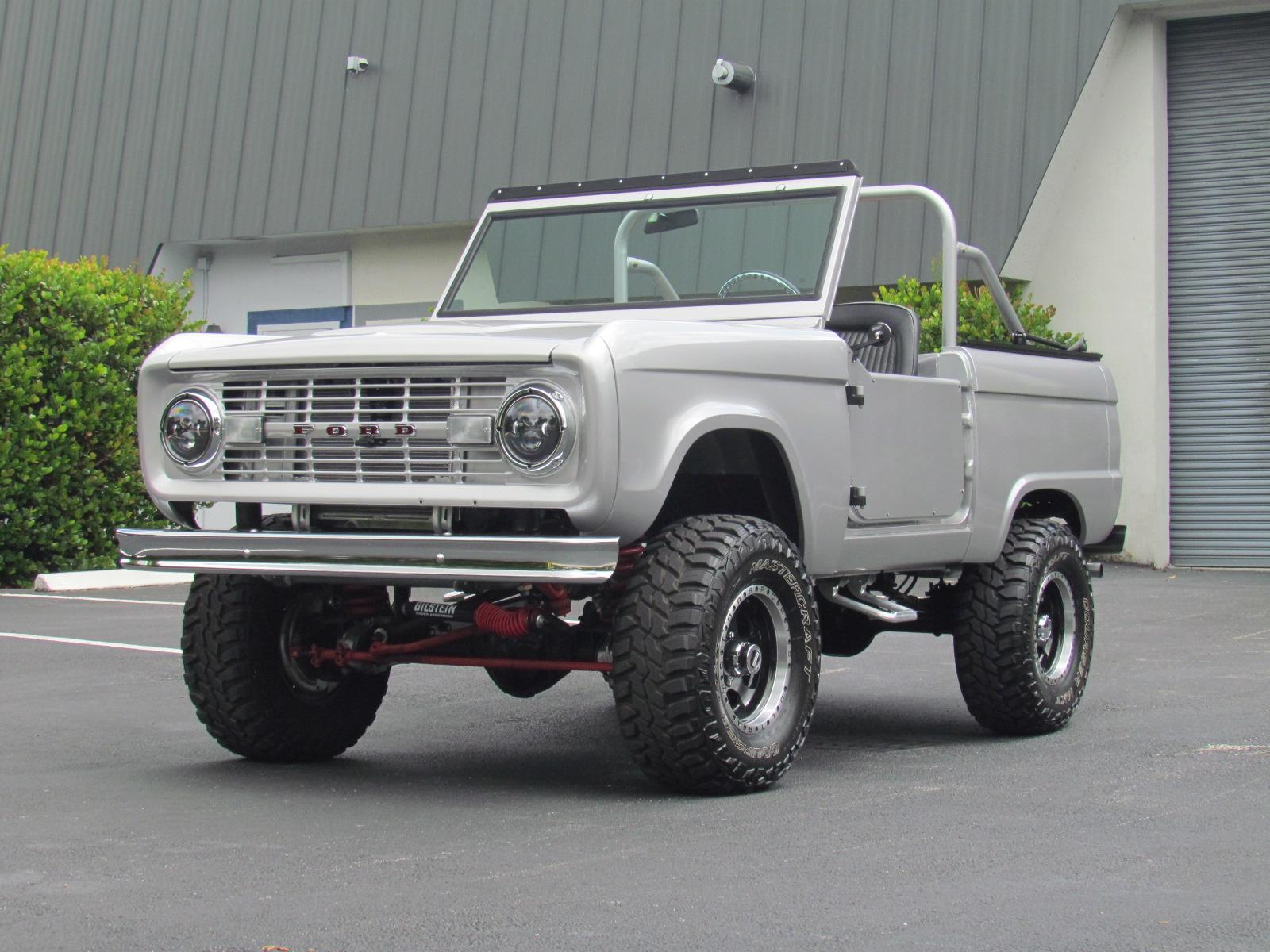 1977 Ford Bronco Custom
