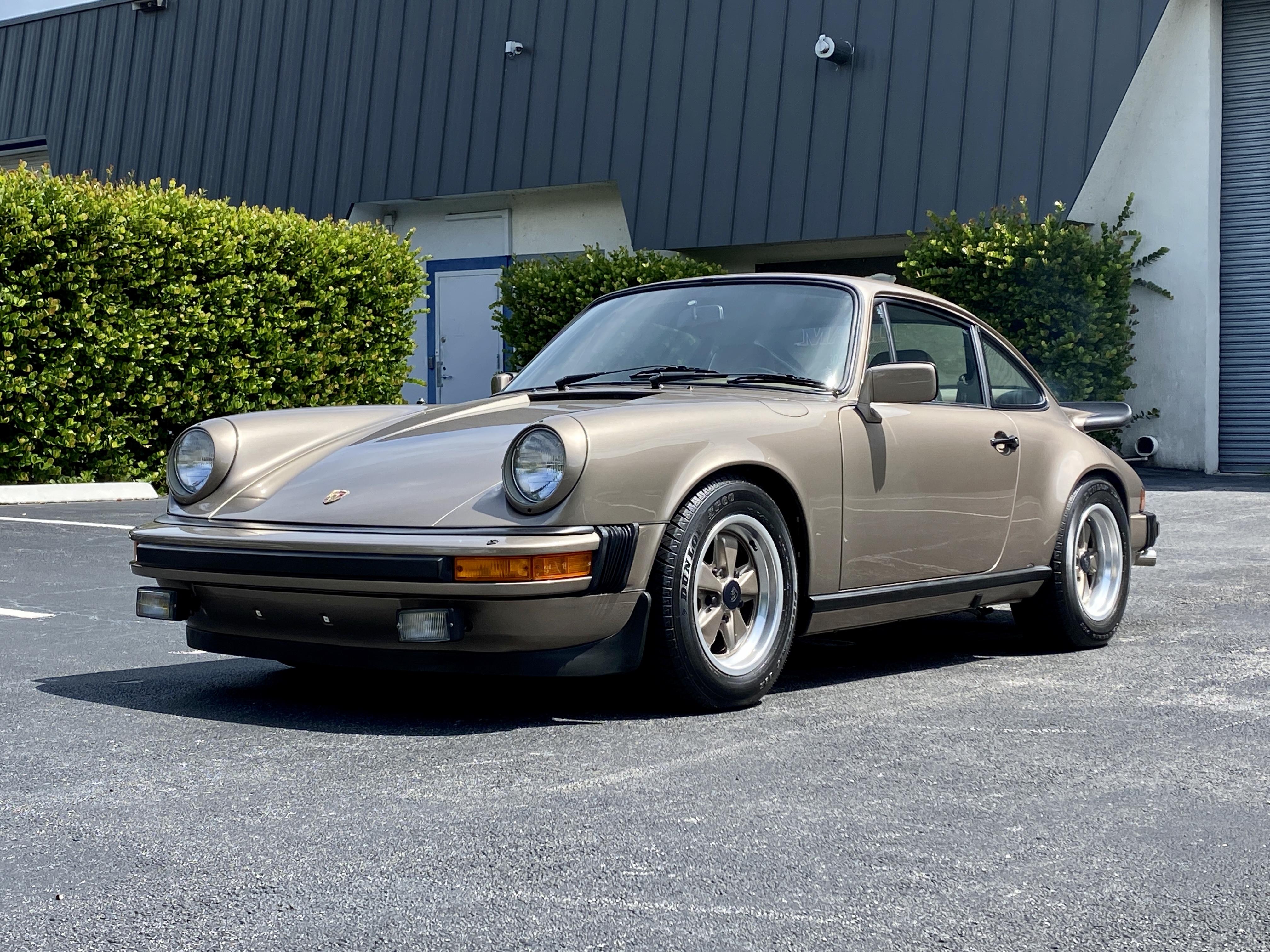 1980 Porsche 911SC Weissach Edition