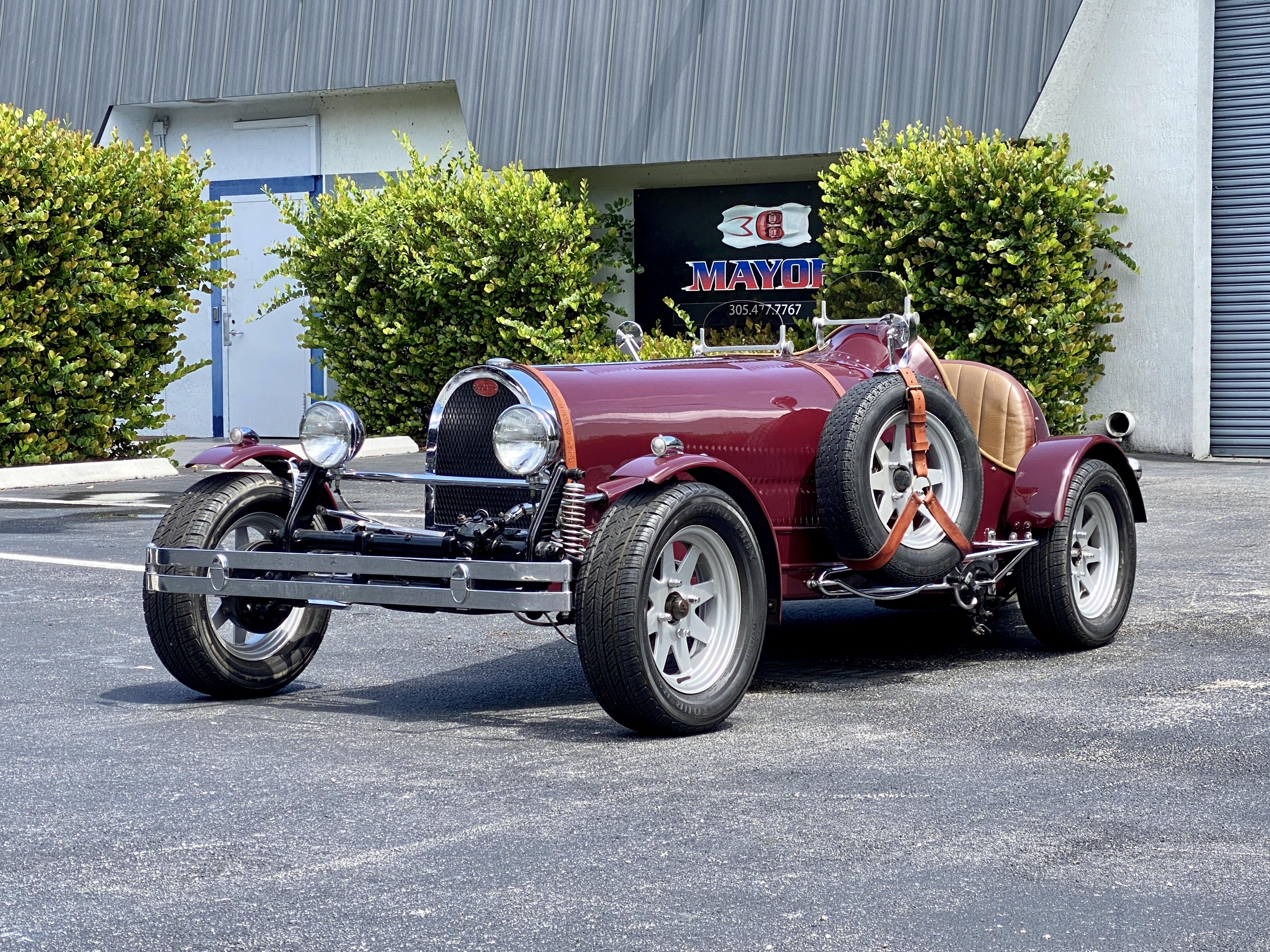 1927 Bugatti Type 37 TV Series - Magnum P.I.