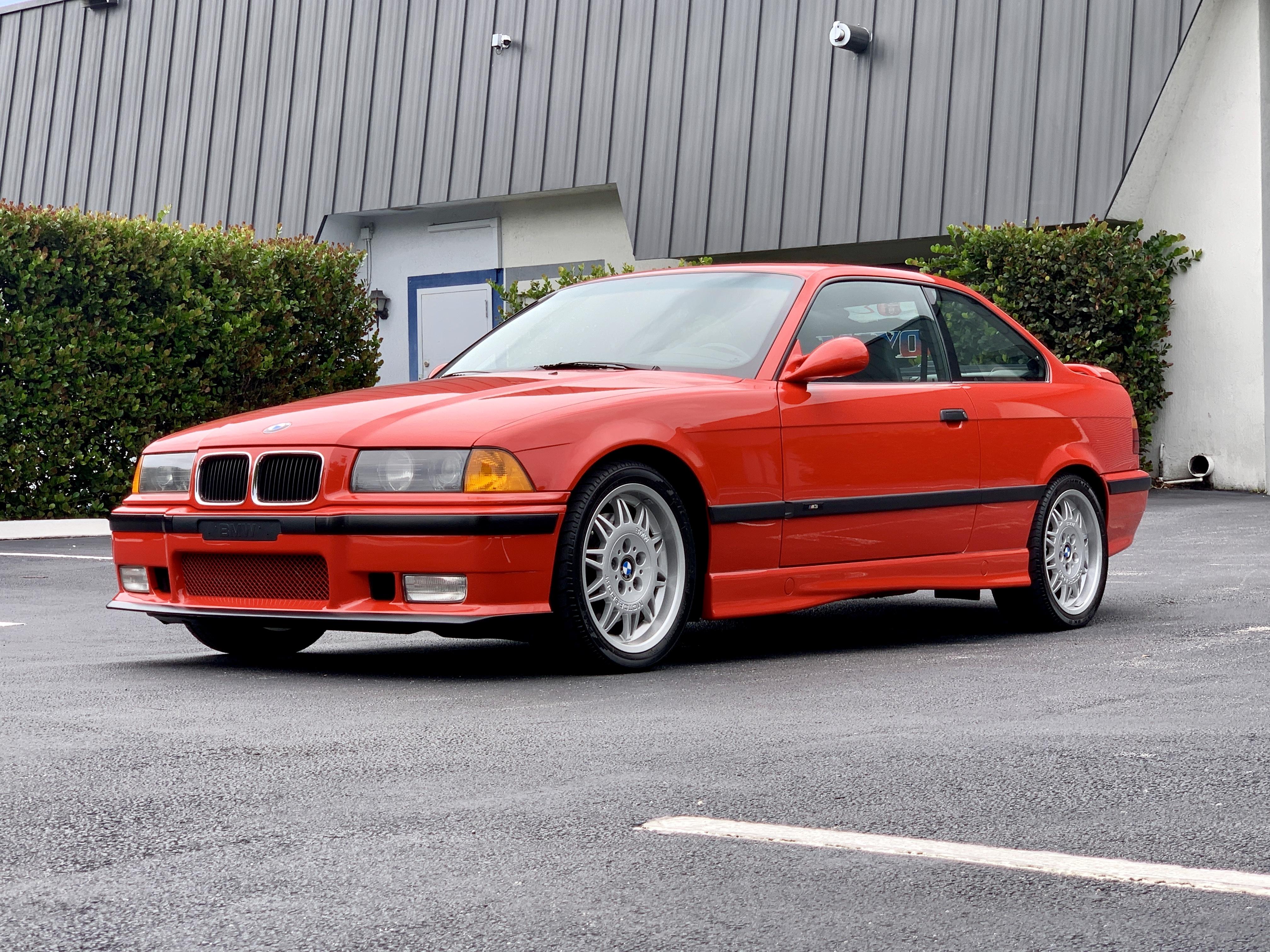 "1994 BMW M3 Coupe ""Euro"""